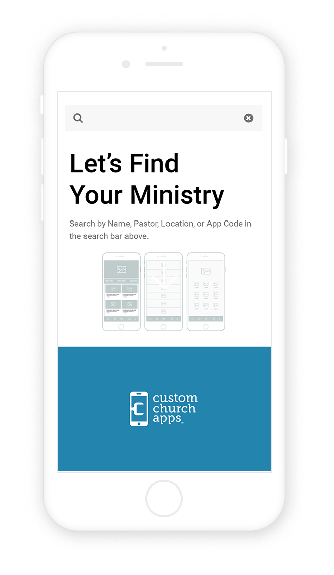 My Church App