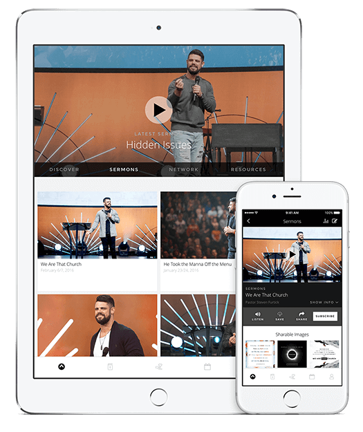 Elevation Church App