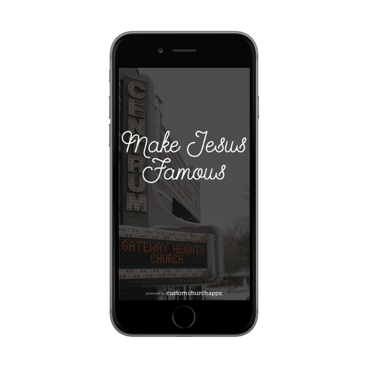 Gateway Heights Church App