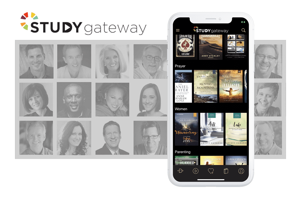 Add exclusive <span>video Bible studies</span> directly into your app