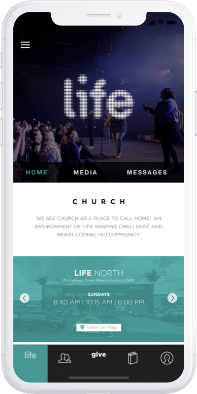 Your church can reach today