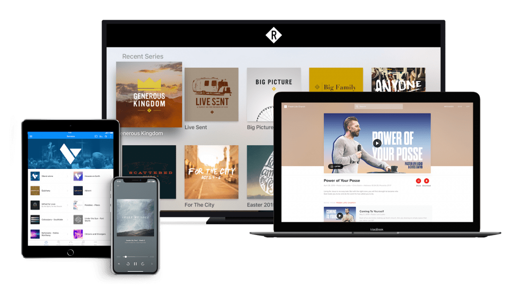 Engage with your community with the best digital tools for churches